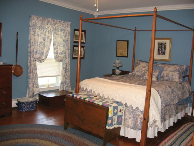 Guest Rooms Brooklyn Bridge Bed and Breakfast